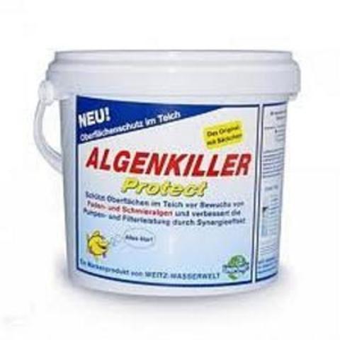 Средство для борьбы с водорослями в пруду Biobird Algenkiller 7,5Kg