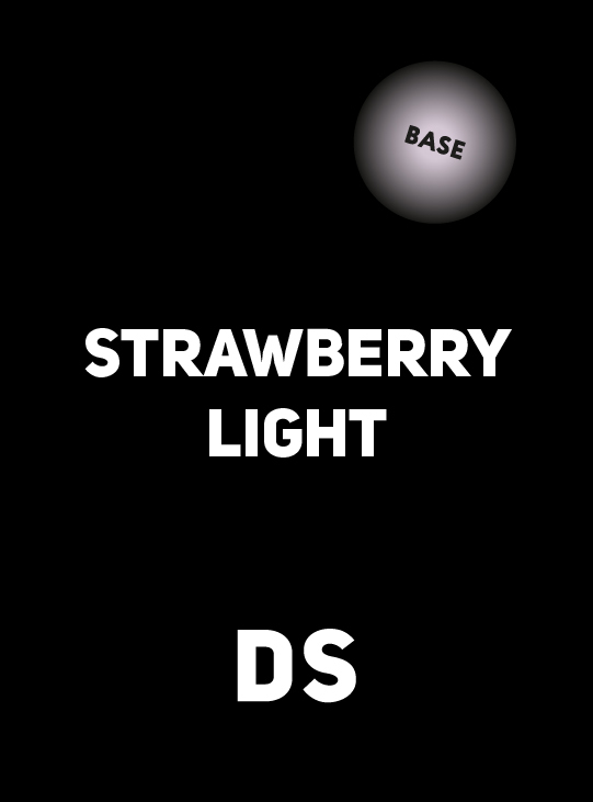 Accessory DS BASE STRAWBERRY LIGHT 250