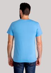Футболка мужская короткий рукав G145-RD-3025_R (голубой)
