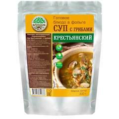 Суп Крестьянский с грибами 'Кронидов', 300г