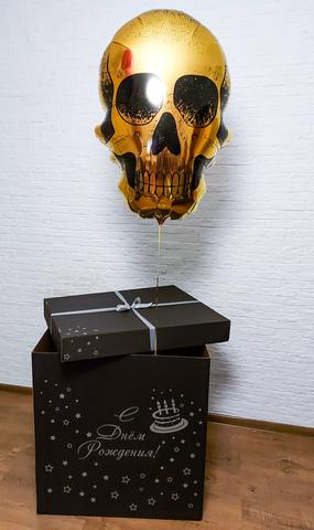 Шар череп