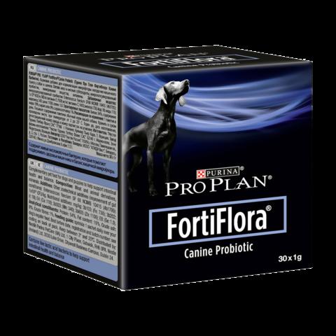 Purina Pro Plan Veterinary diets FortiFlora Кормовая добавка для собак