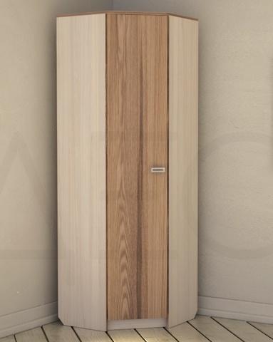 Шкаф угловой КВИНС левый /703*2000*703/