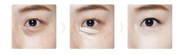 Консилер для маскировки недостатков кожи THE SAEM Cover Perfection Tip Concealer тон 1.5