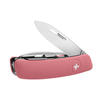 Швейцарский нож SWIZA D03 Standard, 95 мм, 11 функций, розовый