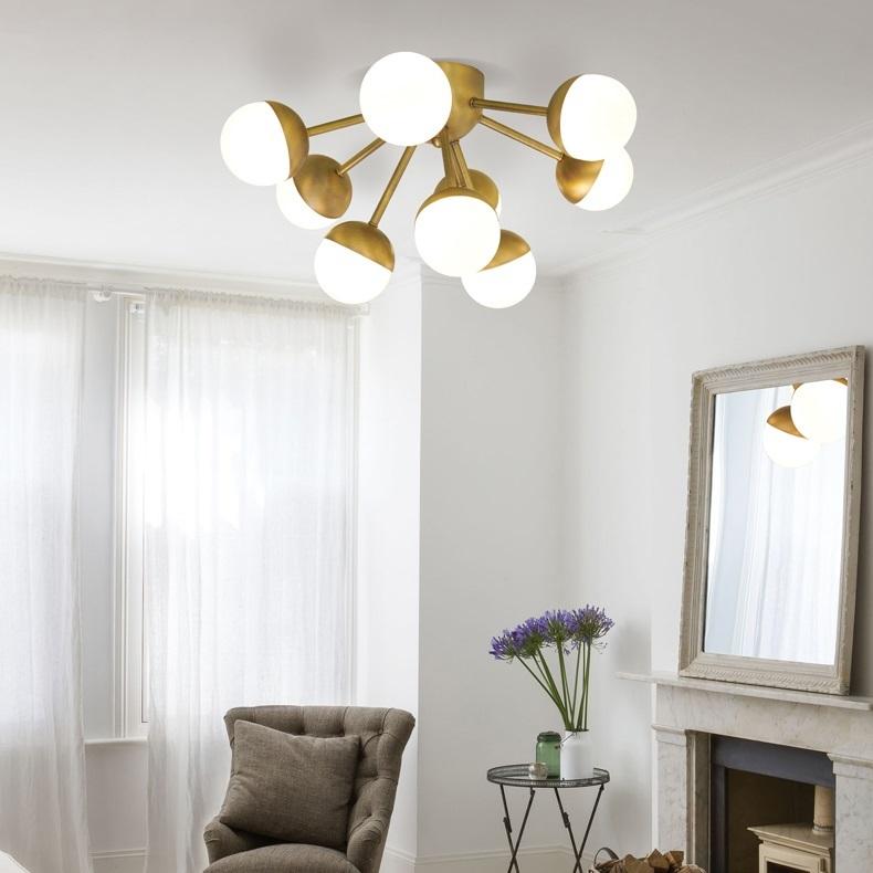 Потолочный светильник Lampatron style Dill