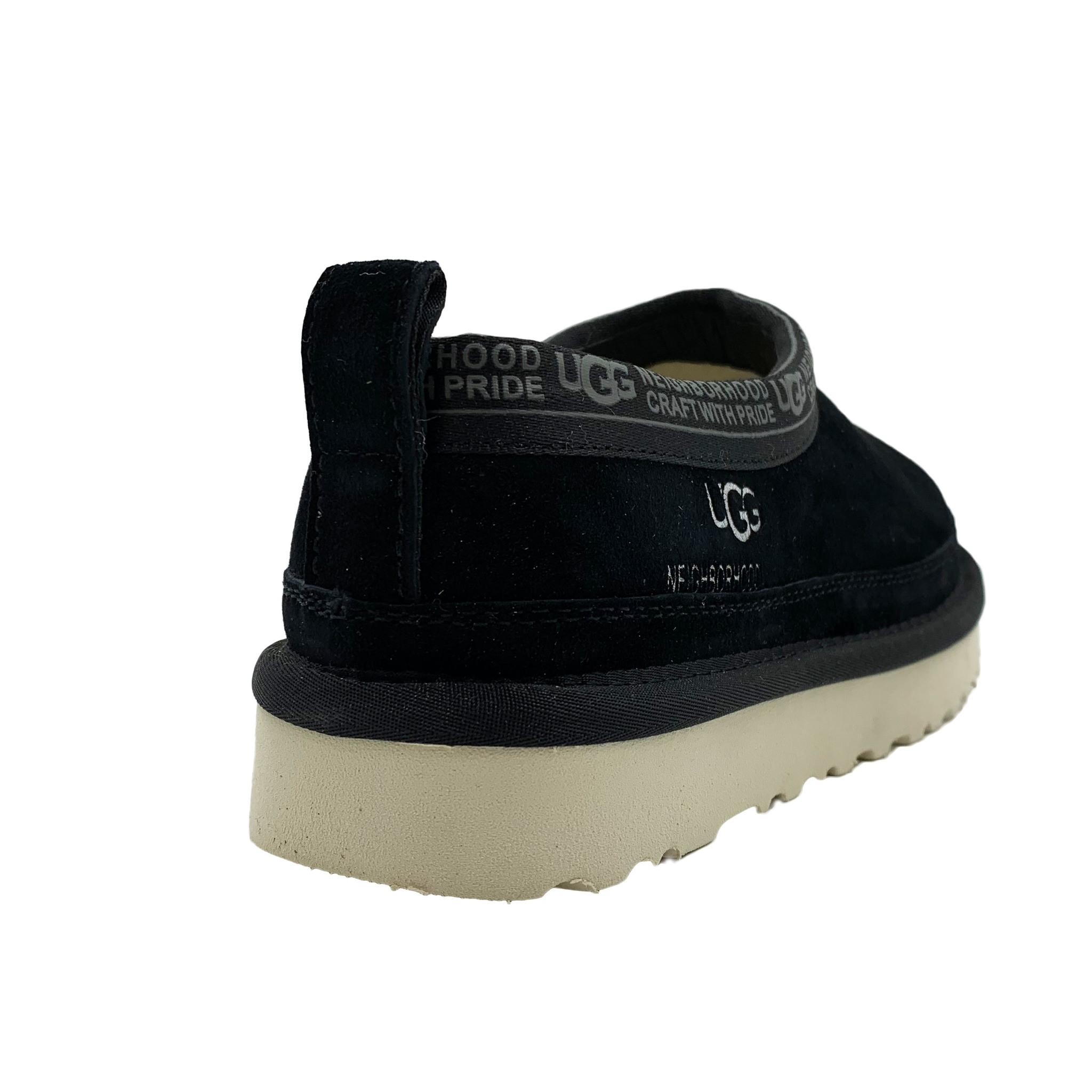UGG X NEIGHBORHOOD TASMAN BLACK