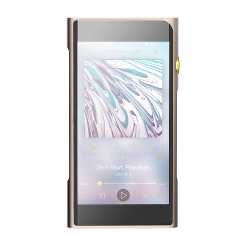 Shanling M6 Pro (21) titanium, портативный аудиоплеер