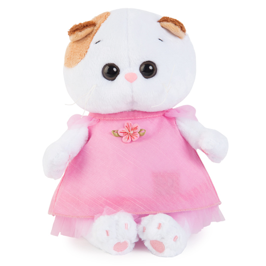 Ли-Ли Baby в розовом платье