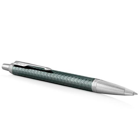Parker IM Premium - Green CT, шариковая ручка, M