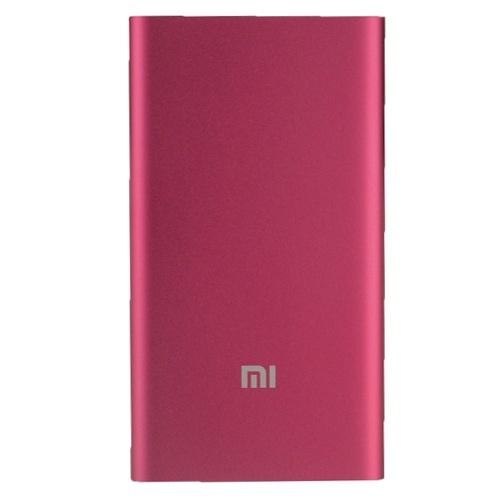 Внешний аккумулятор Xiaomi Mi Power Bank 5000mAh Red