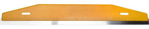 Планка направляющая STAYER для обрезки обоев, нержавеющая сталь, 610 мм