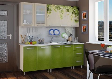Кухня Лоза 2,0м