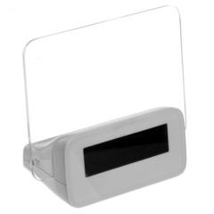 Светящиеся часы-будильник с Led доской для записей