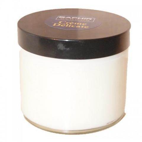 Крем-бальзам для нежных и чувствительных кож, Saphir Delicate cream, 250мл