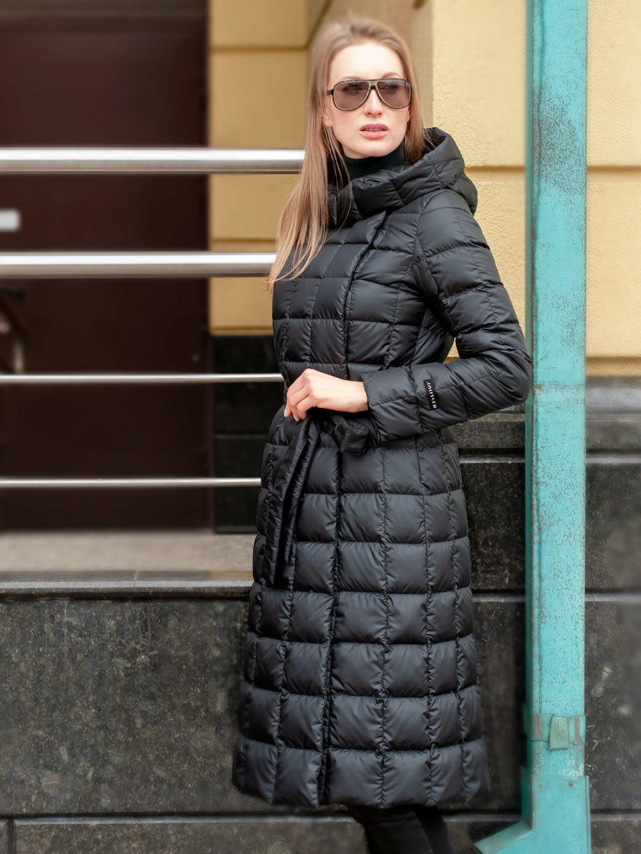 Joutsen пуховик Selja черный - Фото 1