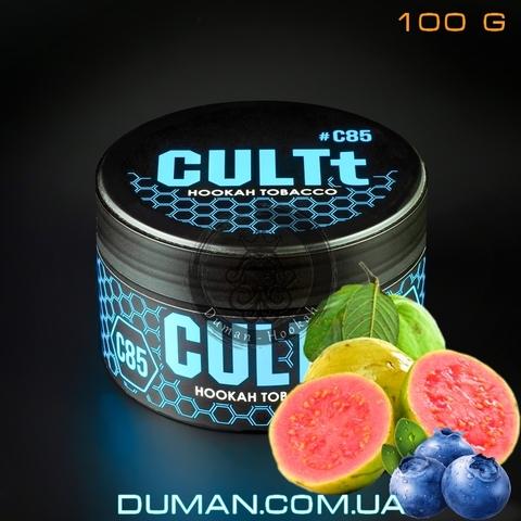 Табак CULTt C85 Guava Sweet Blueberry (Культ Гуава Сладкая Черника)