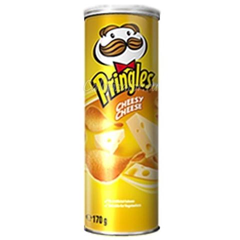 Чипсы Принглс сыр Алкомаркет 0,165кг