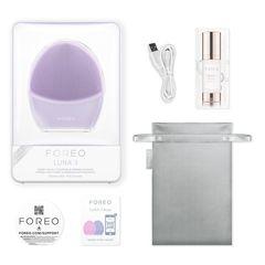 Foreo Очищающая щетка для чувствительной кожи лица LUNA 3 for Sensitive Skin
