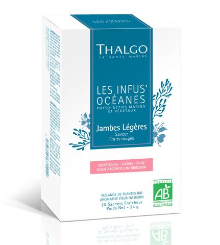 Thalgo Травяной настой легкость ног Organic Infus'Oceanes Light Legs