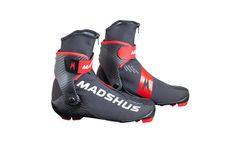 НОВИНКА!!! Профессиональные лыжные ботинки Madshus Redline Skate (2021/2022) для конькового хода