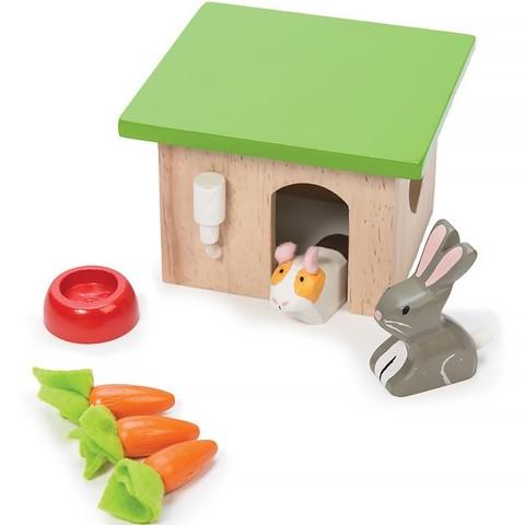 Игровой набор Кролик и морковка, Le Toy Van