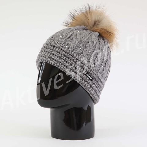 Картинка шапка Eisbar nana fur crystal 006 - 1