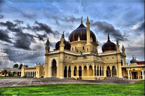 Алмазная Мозаика 40x50 Мечеть