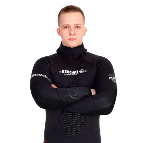 Гидрокостюм Beuchat Espadon Equipe Rus 9 мм куртка – 88003332291 изображение 3