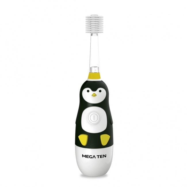 Зубная щетка «Пингвинёнок» Megaten Kids Sonic