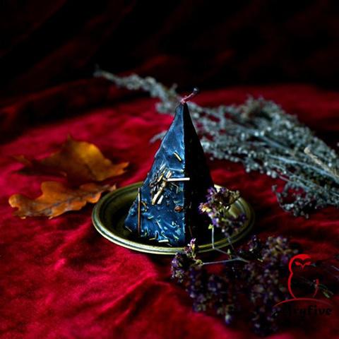 Свеча – ритуал «Мощное очищение»