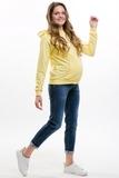 Джинсы для беременных (BOYFRIEND) 10935 синий