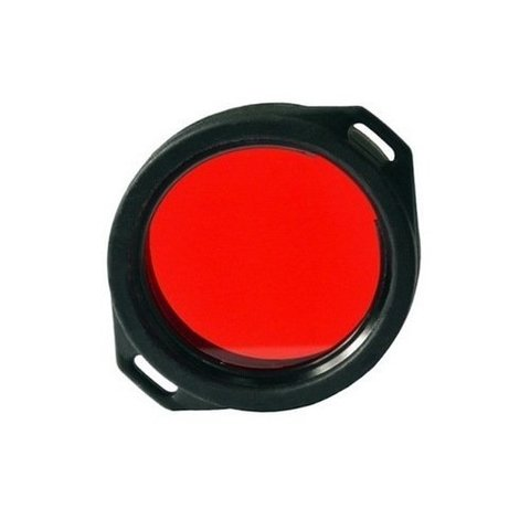 Фильтр для Armytek AF-39 Predator/Viking (Красный)