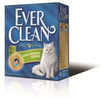 Наполнители EVER CLEAN Extra Strong Clumping Unscented Наполнитель для кошачьего туалета без ароматизатора (голубая полоса) 1341913787_0.jpg