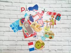 036-5506 Набор для изготовления 3 открыток