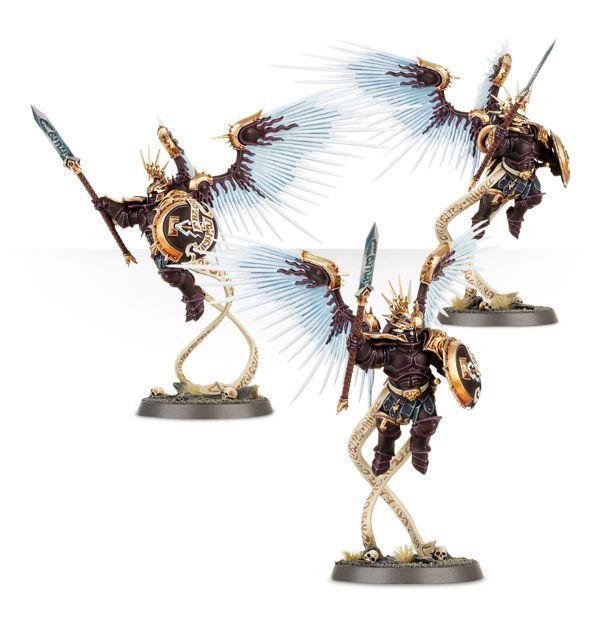 Stormcast Eternals Hammerstrike Brethren. Отдельные миниатюры