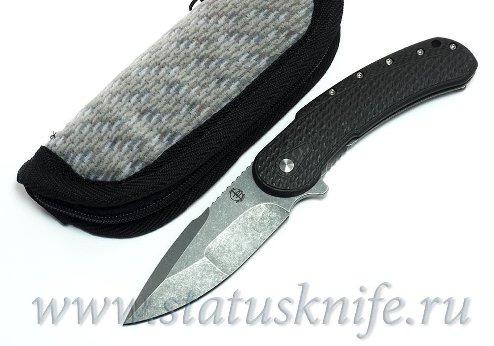 Нож Todd Begg Custom Bodega - фотография