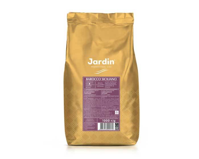 Кофе в зернах Jardin Barocco Siciliano, 1 кг
