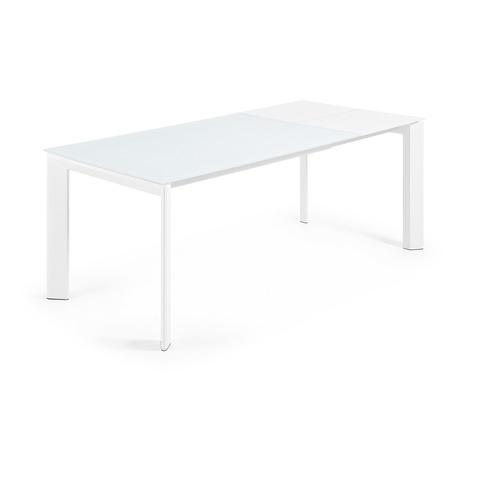 ATTA Стол 140 (200) x90 белый