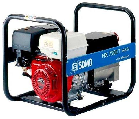 Кожух для бензиновой электростанции SDMO HX7500T S