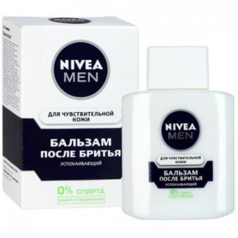 Бальзам NIVEA после бритья Для чувствительной кожи 100 г