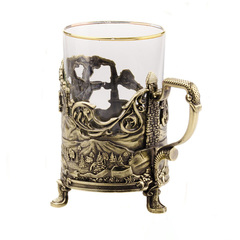 Коллекционный сувенирный подстаканник «Кавказ», фото 12