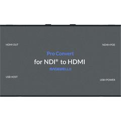 Конвертер Magewell Pro Convert NDI to HDMI Decoder