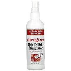 Saç üçün stimulyator Hobe Labs, Energizer, Hair Follicle Stimulator with Jojoba & Vitamin B-5, 8 fl oz (237 ml)