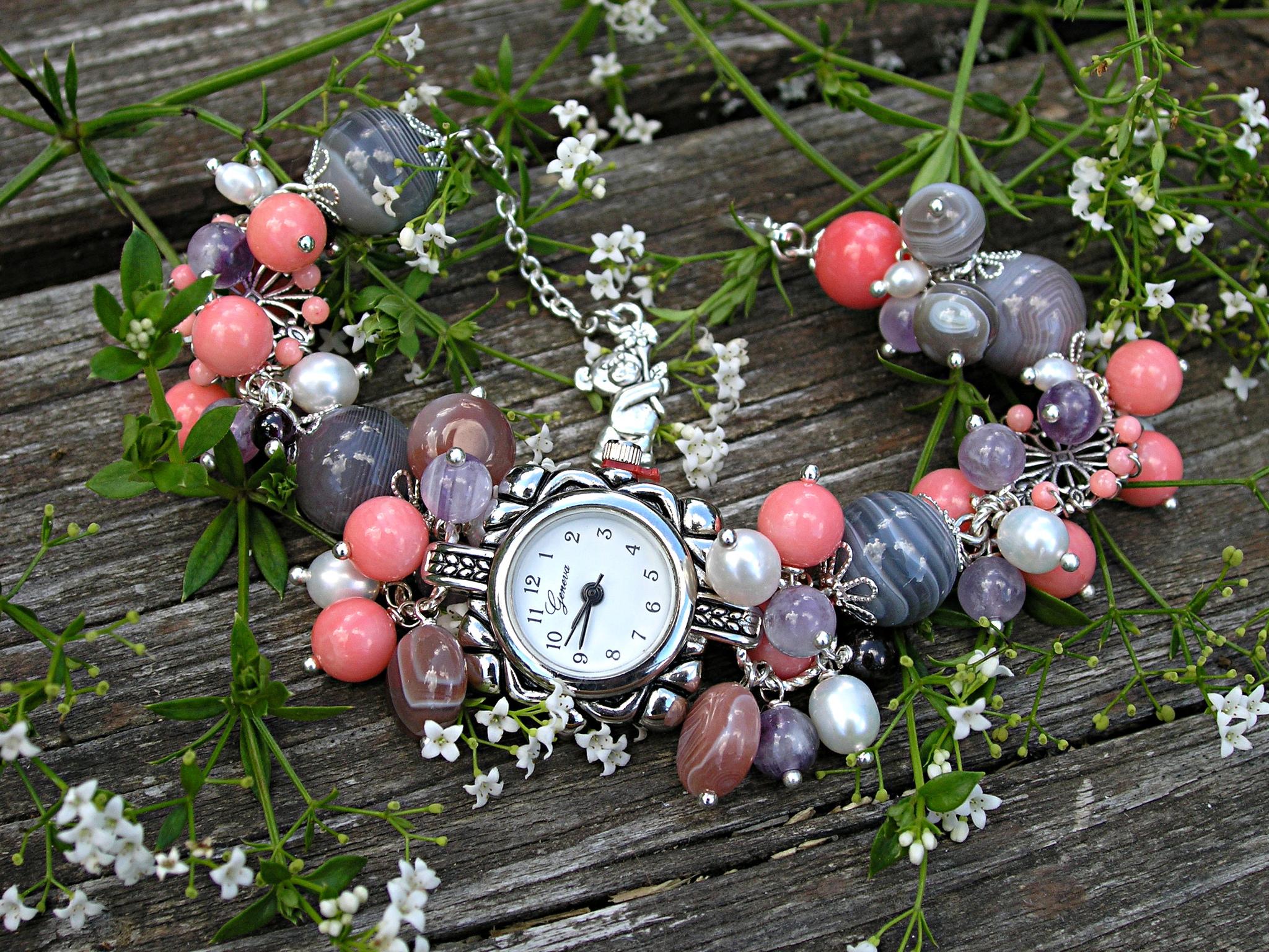Часы-браслет «Игрушки»