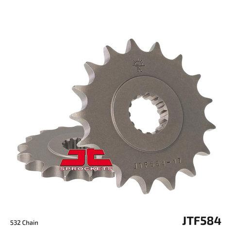 Звезда передняя JT F 584.17 Yamaha FZR GTS YZF