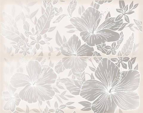 Декор KERLIFE Elissa Fiore Marfil 505х402 (комплект из 2 шт)