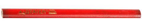 Карандаш STAYER разметочный графитный, 1 шт, 180мм
