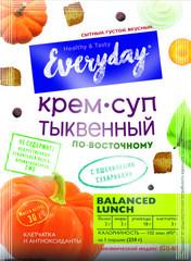 Крем-суп EVERYDAY пряный тыквенный по-восточному, 30 гр