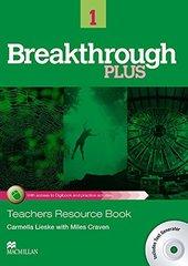 Breakthrough Plus 1 TB +Test R Pk